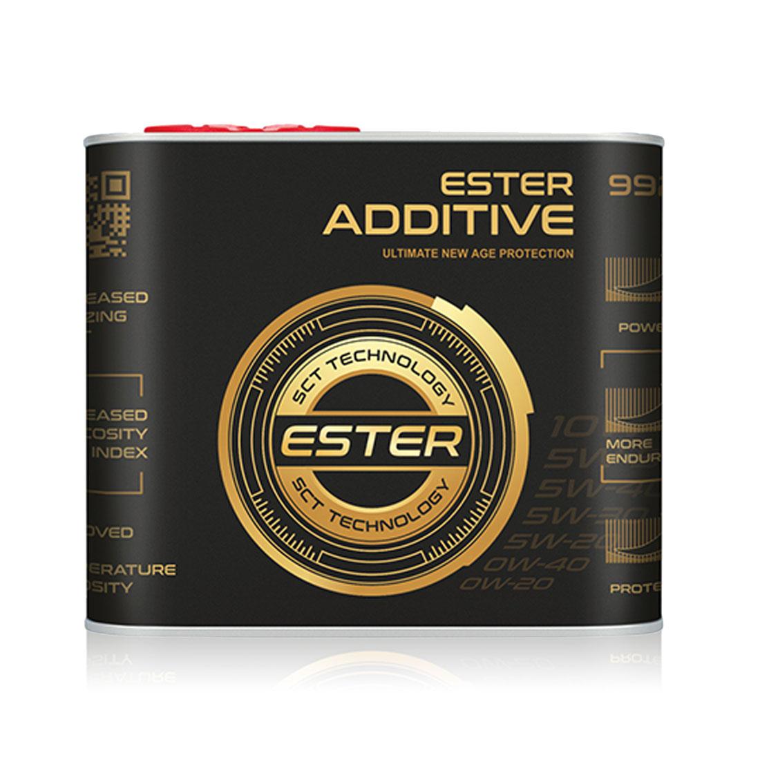 Ester Additiv MANNOL 500 ml Motoröladditiv Motoröl Zusatz Motorschutz 9929