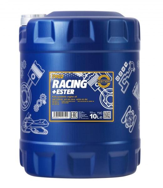 10 Liter Mannol Racing+Ester 10W-60