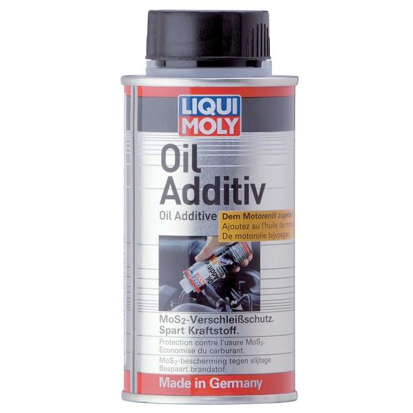 Liqui Moly 1101 Öl Additiv 125ml Öl Zusatz MoS2 Verschleiss Schutz