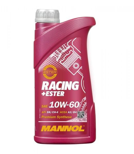 1 Liter Mannol Racing+Ester 10W-60