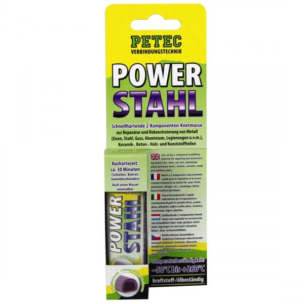 Petec POWER Stahl 50g