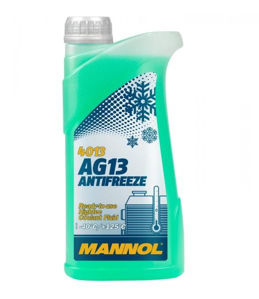 1 Liter MANNOL AG13 -40°C Antifreeze (Hightec)