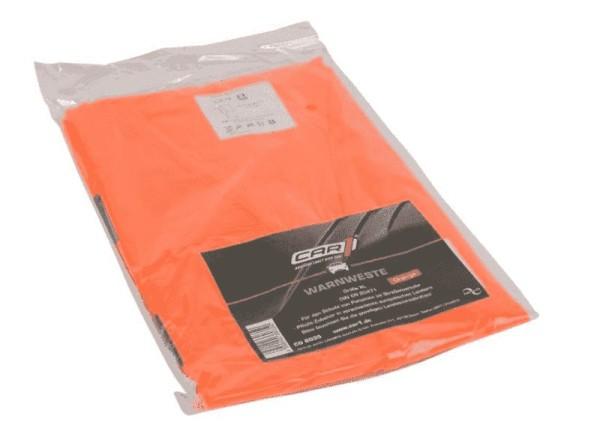 Pannen-Warnweste, orange, DIN EN 471