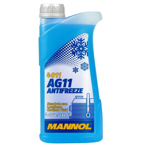 1 Liter MANNOL AG11 -40°C Antifreeze (Longterm)