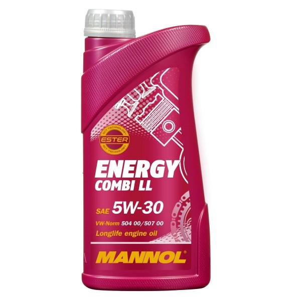 1 Liter MANNOL Energy Combi LL 5W-30