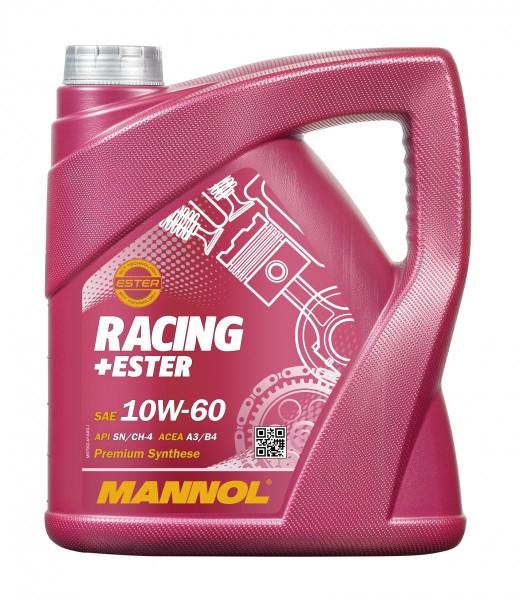 4 Liter Mannol Racing+Ester 10W-60
